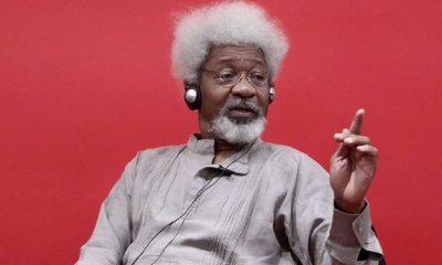 How Fela father's cane shaped my life, by Soyinka