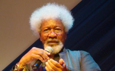 Never again should Nigeria lose another 2.5 million people to war – Soyinka