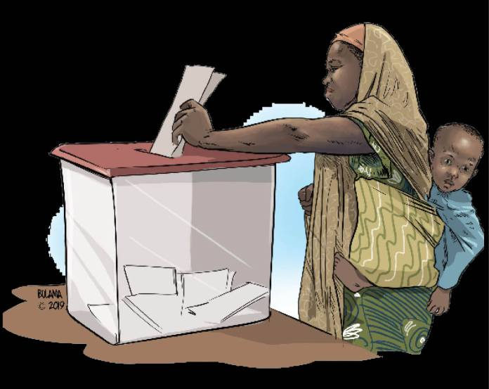 Edo 2020: 1.7m to vote as voters abandon 483,000 cards in INEC office