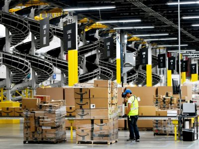 Why Amazon is giving employees $10,000 to quit