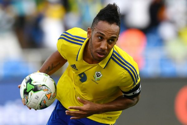 BREAKING: Arsenal captain, Aubameyang, signs new contract