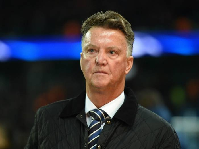 Louis Van Gaal Slams Manchester United Chief Ed Woodward