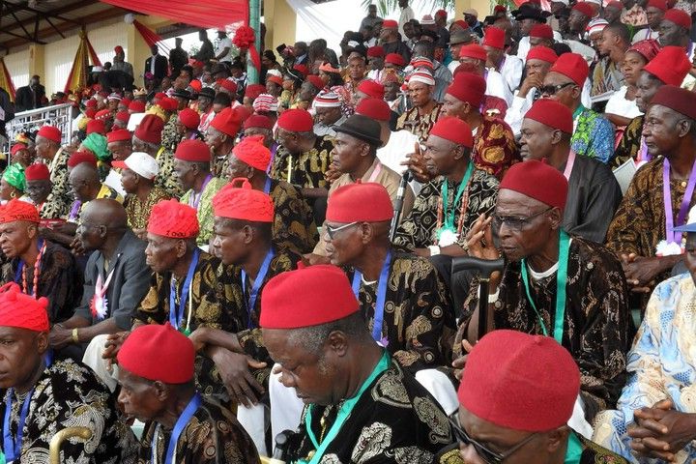 South-east leaders ask ALL political parties to cede 2023 presidency to zone