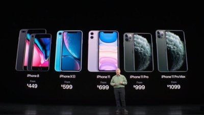 Apple unveils new iPhones with prices slashed