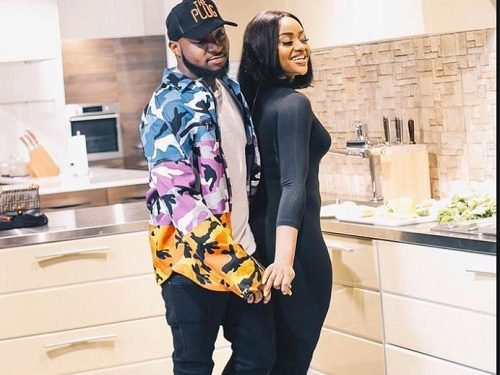 Assurance video affected my relationship with Chioma – Davido ~ Metro