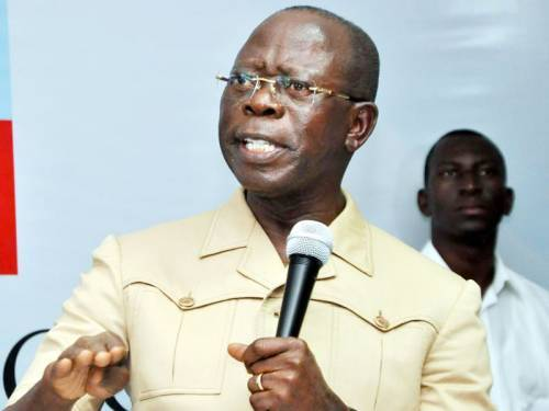 Don't focus on things I said in the past - Oshiomhole tells PDP