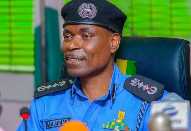 BREAKING: IGP deploys anti-riot police officers nationwide
