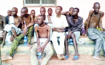 Police rescue 259 from Ibadan house of horror