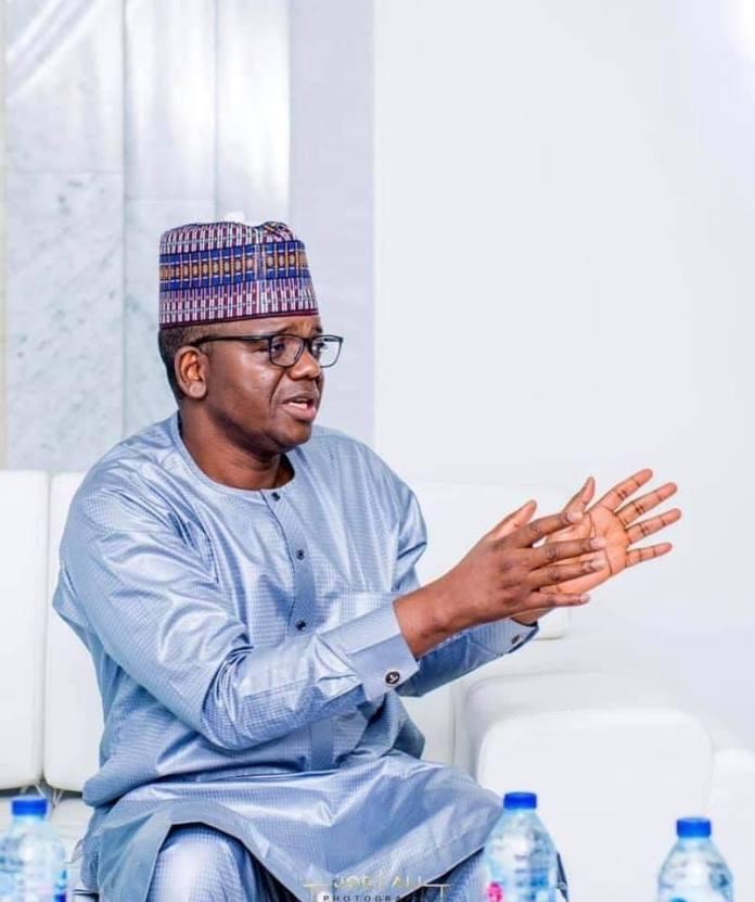 I will beg Buhari to deploy disbanded SARS to Zamfara ― Governor Matawalle