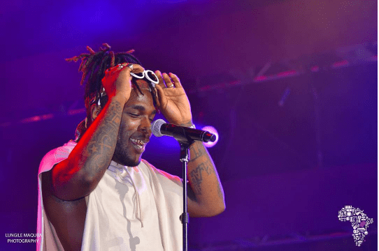 I repeat, nobody that is not Fela paved way for me – Burna boy