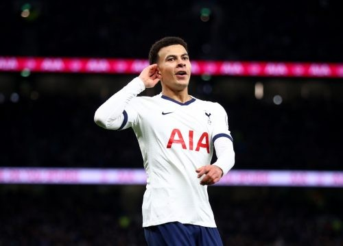 Dele Alli charged with misconduct after coronavirus joke