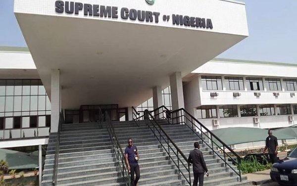 Bayelsa fallout: Justice Augie scolds Babalola, Olanipekun, like schoolboys