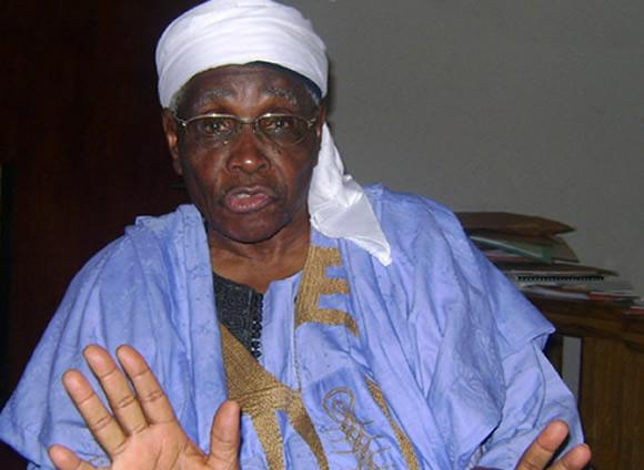 Buhari knocks NEF, Ango Abdullahi for lacking credibilty