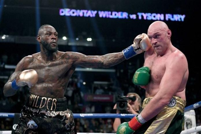 Big fight of decade: The baddest man vs the Gypsy King