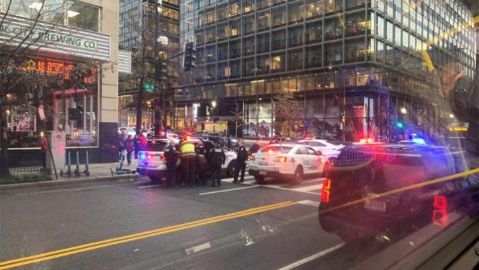 Man shot dead in Washington D.C