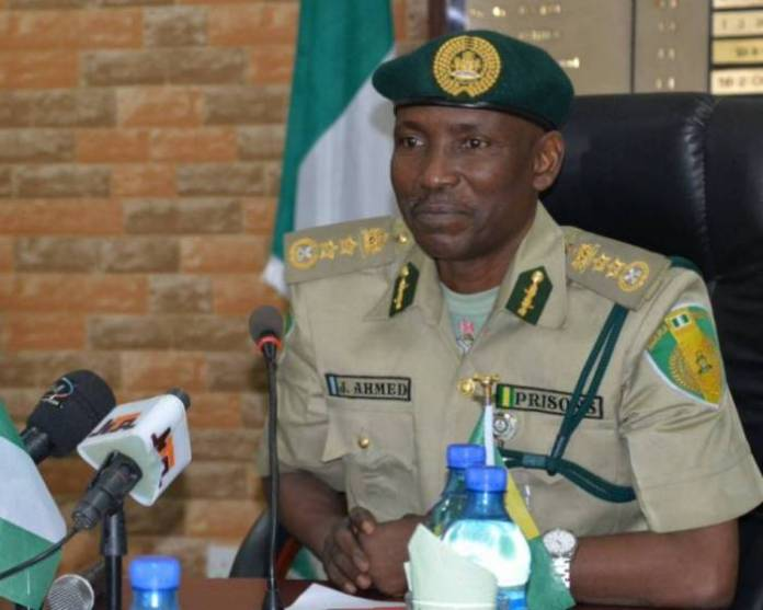 Nigeria approves new uniform for correctional service