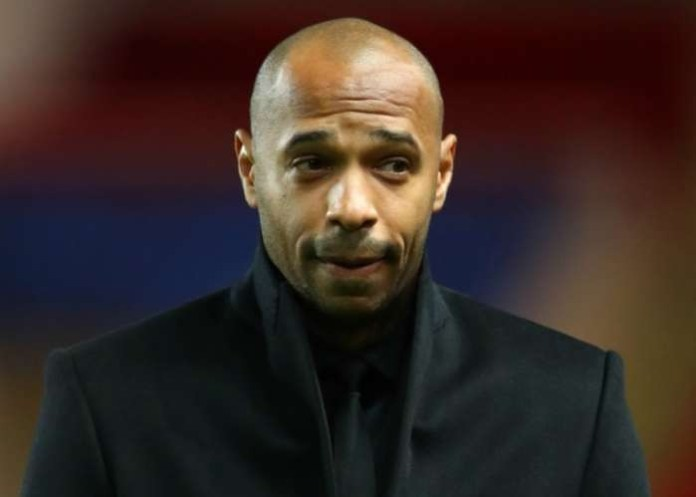 I'll want to manage Arsenal until the day I die - Thierry Henry