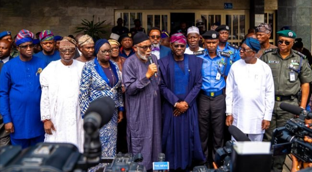 Amotekun no longer a regional outfit — after IGP's meeting with governors
