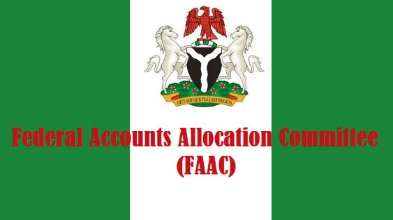 FAAC shared N8.15tr to Fed Govt, states, LGA in 2019