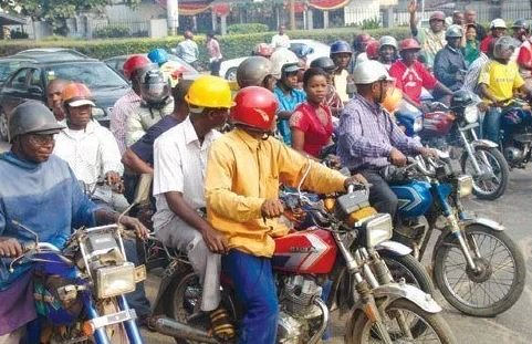 King of the road: Okada riders dare 'toothless' Lagos Govt