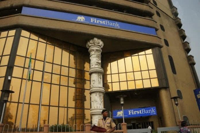 Coronavirus: First Bank donates N1bn