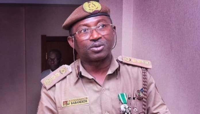 How coronavirus infection humbled me – NIS chief