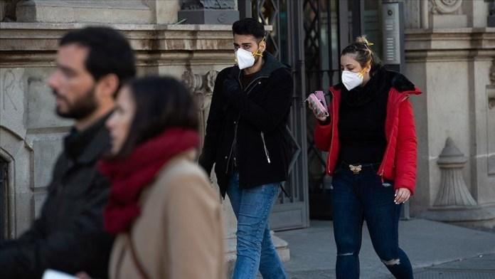 Spain breaks world record in deaths from coronavirus