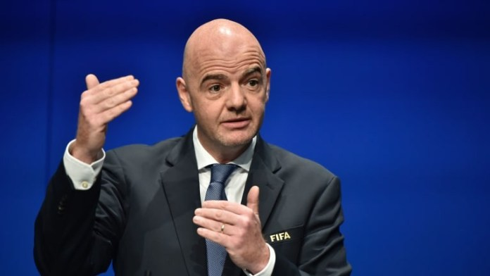 Football will be different after Coronavirus – FIFA President