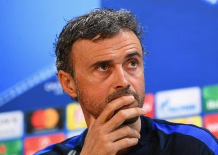 Playing football without fans is sadder than dancing with your sister -  Luis Enrique