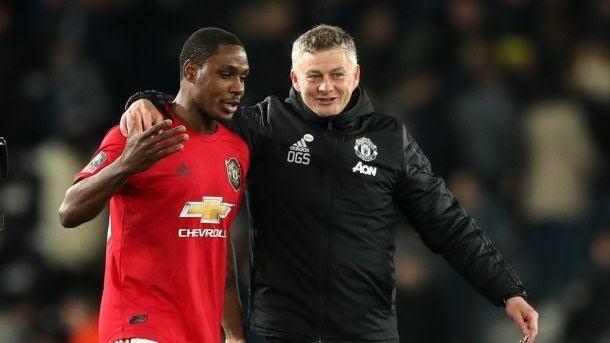 Solskjaer still hopeful of extending Ighalo's stay at Manchester United