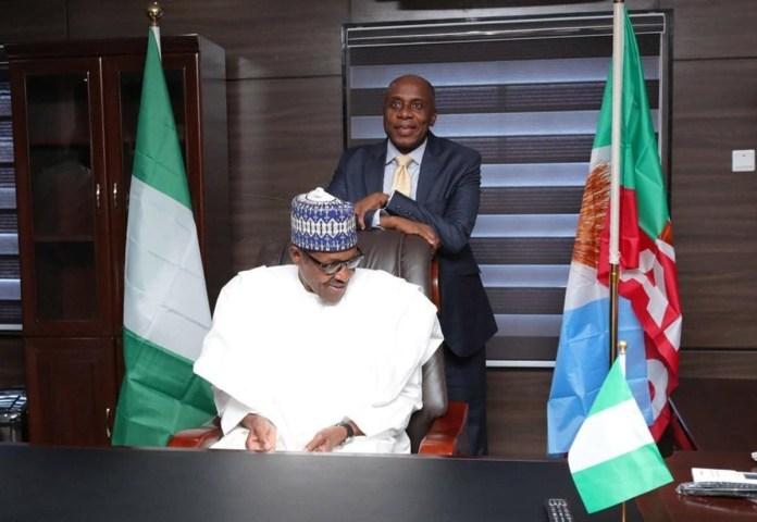 Buhari loves Rotimi Amaechi like his son – El-Rufai