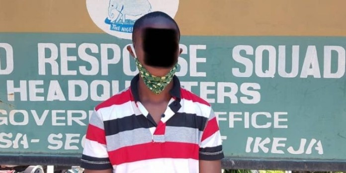 RRS arrests 19-year-old who threatened Salawa Abeni with nude photos