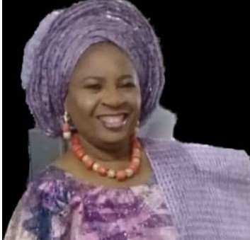 REVEALED: How Diya's Second Wife, Folashade Contracted Coronavirus From Domestic Aides