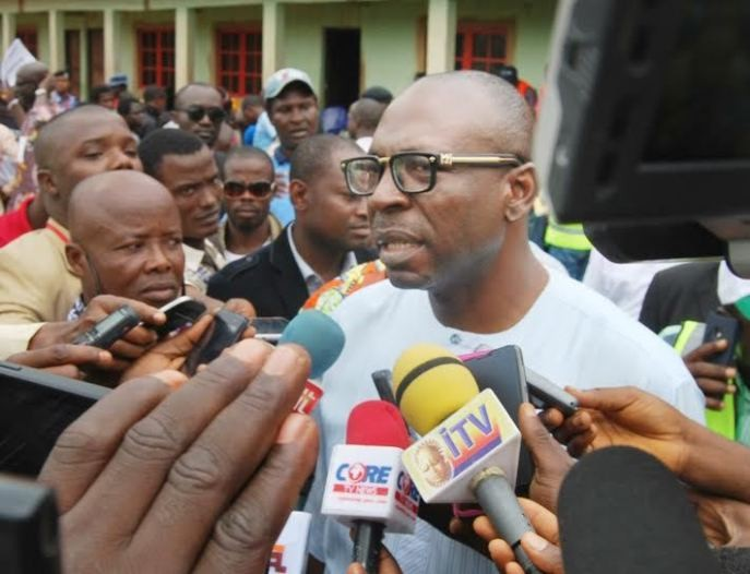 Oshiomhole was trying to demarket me — he never meant the bad things he said - Ize-Iyamu