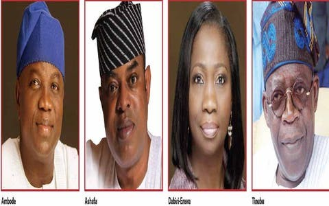 The Race to Succeed Osinowo in Lagos East Senatorial District