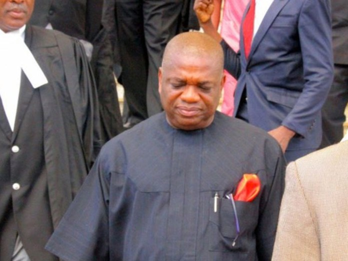 BREAKING: Court orders immediate release of Orji Uzor Kalu