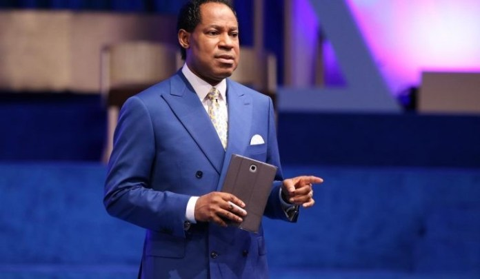 US protests are about implanting microchips, not black lives – Oyakhilome