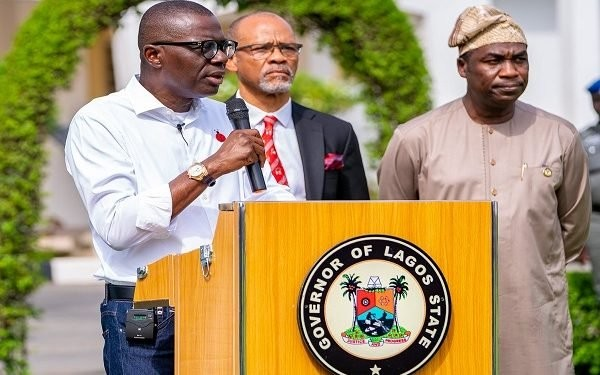 BREAKING: Mosques, Churches to reopen in Lagos from June 19 – Sanwo-Olu