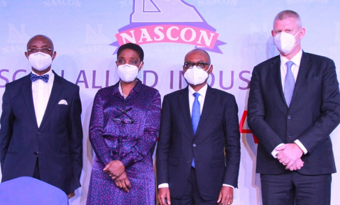 SHAREHOLDERS COMMEND NASCON'S PROMPT DIVIDEND PAYMENT