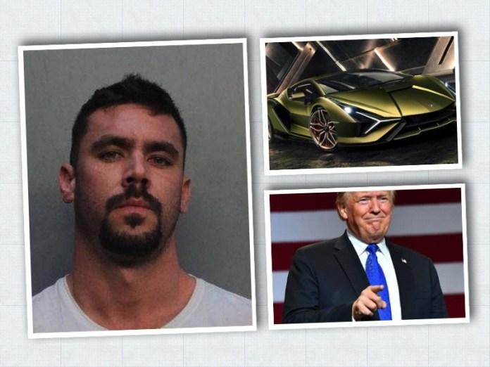 American uses Trump's COVID-19 loans buy Lamborghini