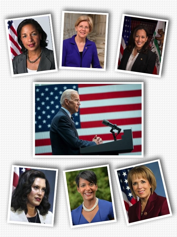 Joe Biden set to announce running mate: the possibles