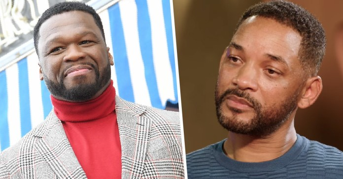 50 Cent trolls Will Smith following Jada/August saga