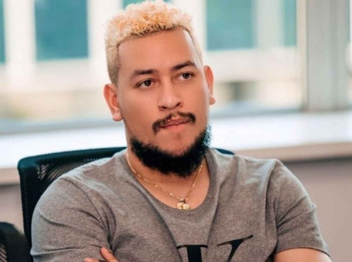 South African rapper, AKA tests positive for COVID-19
