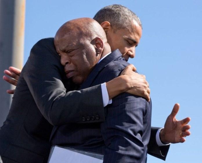 What John Lewis taught America: Obama's eulogy (Full statement)