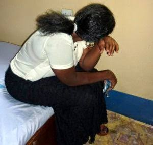 Drama Unfolds As Lady Who Trace Her Cheating Husband To hotel Finds Out Sidechic Is Her Sister