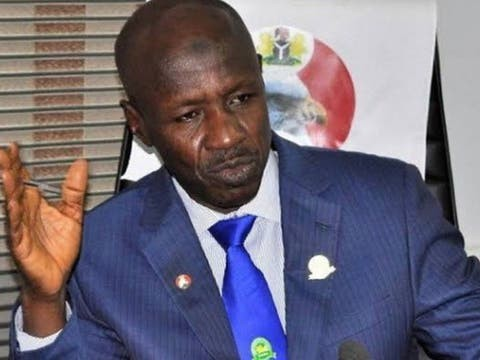 Magu: Alleged Cover-up in EFCC as Unknown People Break into NFIU Office, Destroy Computers