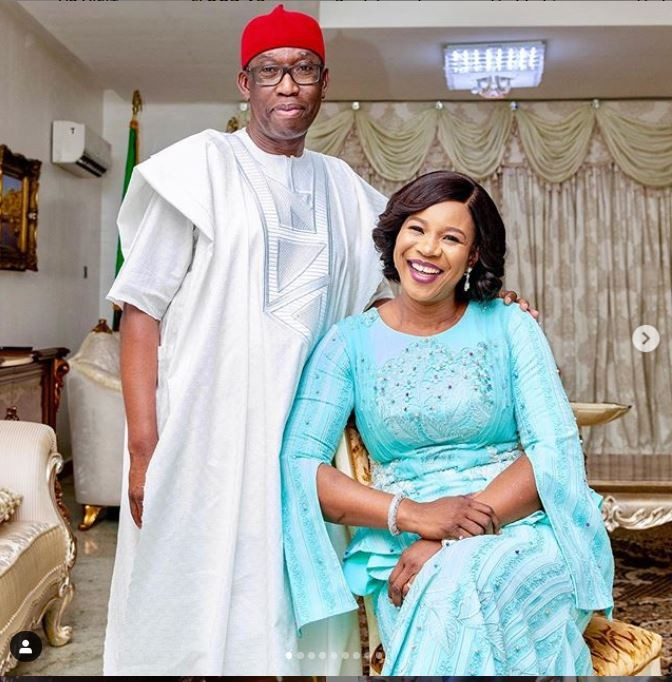 COVID-19: Ex-Minister Gbagi sends goodwill messages to Okowa, wife, others