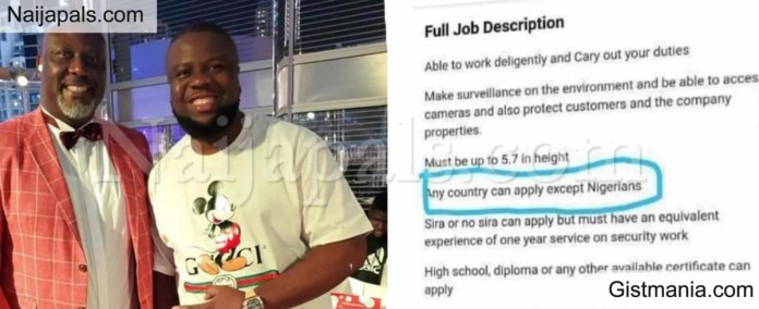 How Nigerians Are Being Denied Job Opportunities Abroad Because of Hushpuppi & His Likes (PIC)