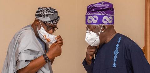 Akeredolu meets Tinubu, Sanwo-Olu, over Ondo election