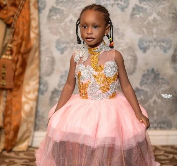 Meet 3-year-old Nigerian Instagram sensation